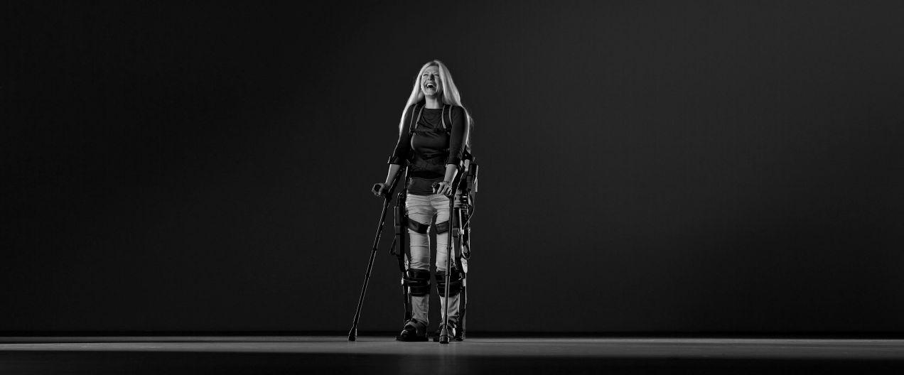 Ekso Bionics exoskeleton Ekso Bionics™